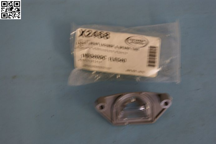 1975-1987 Corvette C3 C4,Rear License & Spare Tyre Light,New,Box B